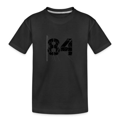 84 vo t gif - Teenager premium biologisch T-shirt