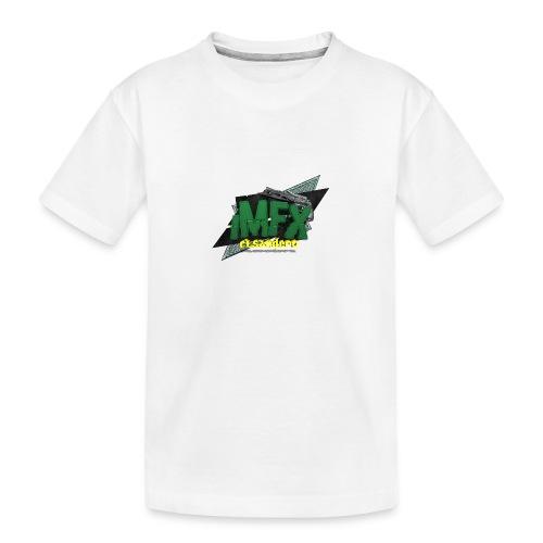 [*iMfx] elsandero - Maglietta ecologica premium per ragazzi