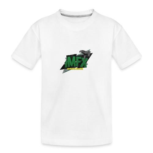 [iMfx] paolocadoni98 - Maglietta ecologica premium per ragazzi