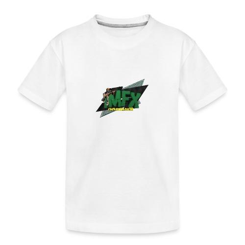 [iMfx] carloggianu98 - Maglietta ecologica premium per ragazzi