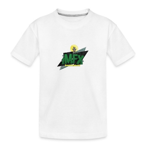 [iMfx] Lubino di merda - Maglietta ecologica premium per ragazzi