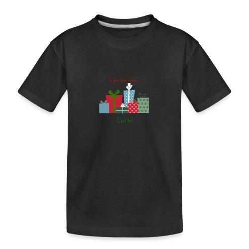 Le plus beau cadeau - T-shirt bio Premium Ado