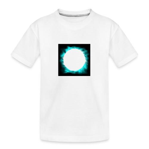 dot png - Teenager Premium Organic T-Shirt
