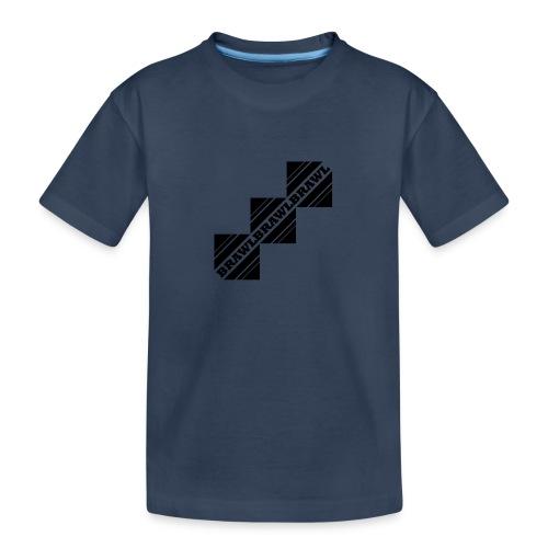 BRAWL TEST - Teenager premium biologisch T-shirt