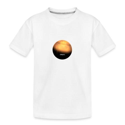 MARS Planet - T-shirt bio Premium Ado