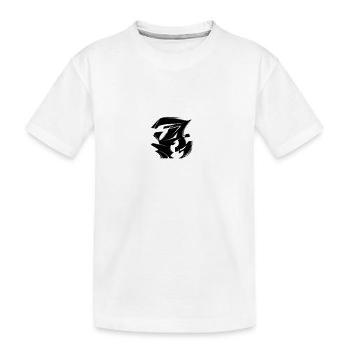 Abraham A - Teenager Premium Bio T-Shirt