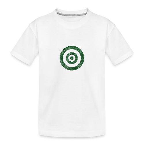 target of desire - green - Teenager Premium Bio T-Shirt