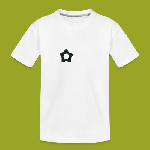 Flower - Teenager Premium Organic T-Shirt