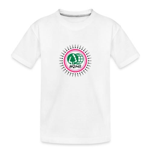 Planète home sweet home - Teenager Premium Organic T-Shirt