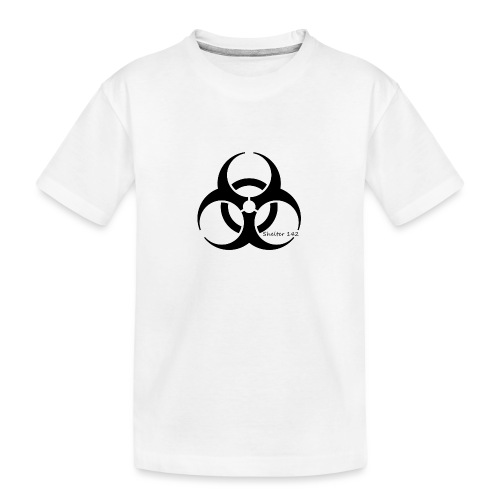 Biohazard - Shelter 142 - Teenager Premium Bio T-Shirt