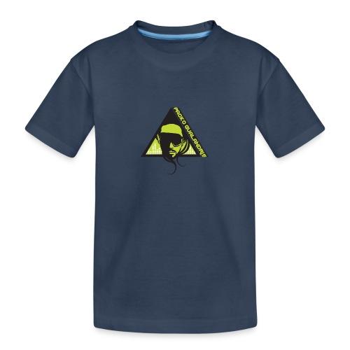 PACKO LOGO 2017 RGB PNG - Teenager Premium Organic T-Shirt