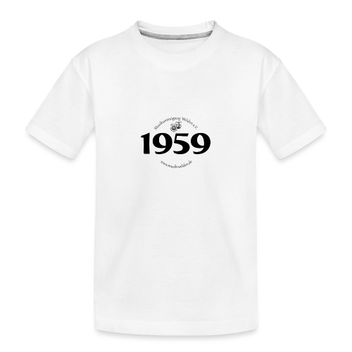 MVW 1959 sw - Teenager Premium Bio T-Shirt