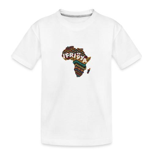 Africa - Ifriqya - T-shirt bio Premium Ado
