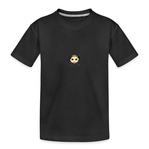Portrait - Teenager Premium Organic T-Shirt
