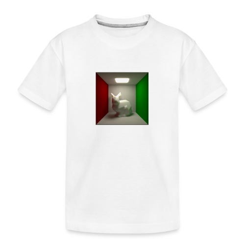 Bunny in a Box - Teenager Premium Organic T-Shirt