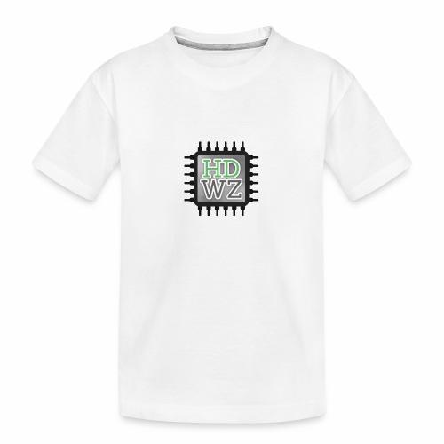 HDwZone - Maglietta ecologica premium per ragazzi