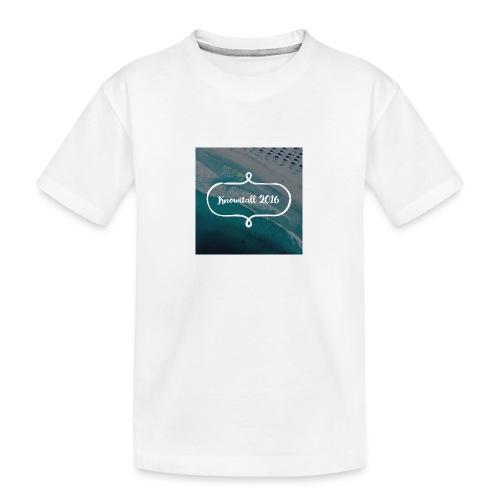 Knowitall 2016 - Teenager Premium Organic T-Shirt