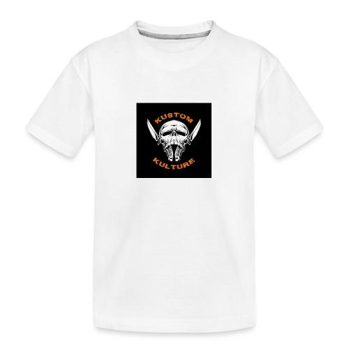Happyness - T-shirt bio Premium Ado