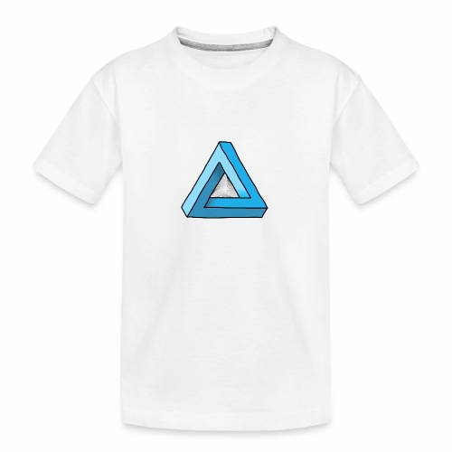 Triangular - Teenager Premium Bio T-Shirt