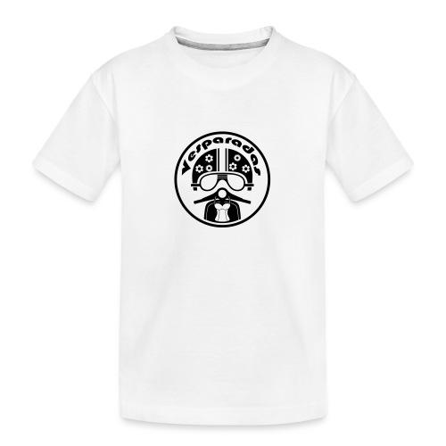 Vesparadas - Teenager premium biologisch T-shirt