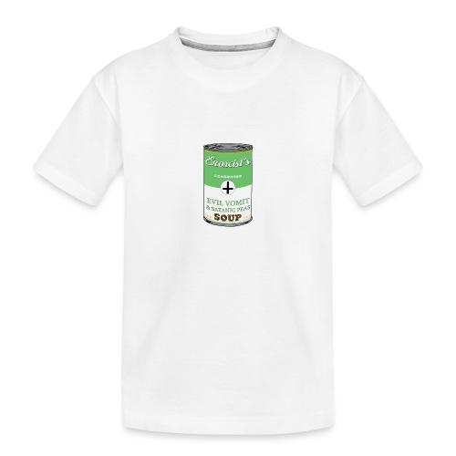 Exorcist's soup - T-shirt bio Premium Ado