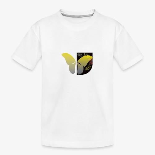 Butterfly high - Teenager Premium Bio T-Shirt
