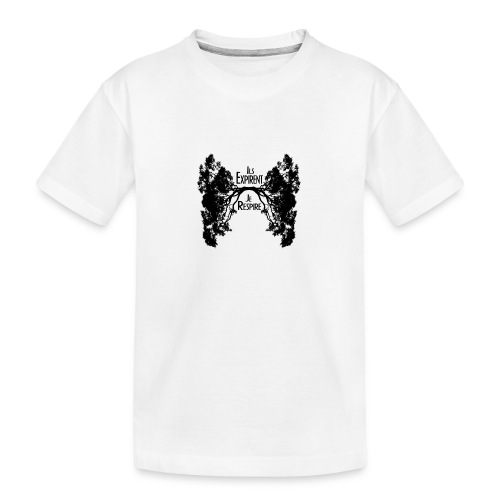 Oxygène - T-shirt bio Premium Ado