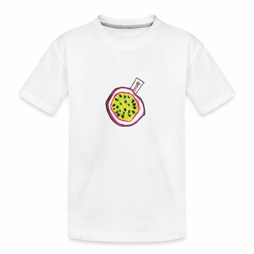 Brewski Passionfeber ™ - Teenager Premium Organic T-Shirt