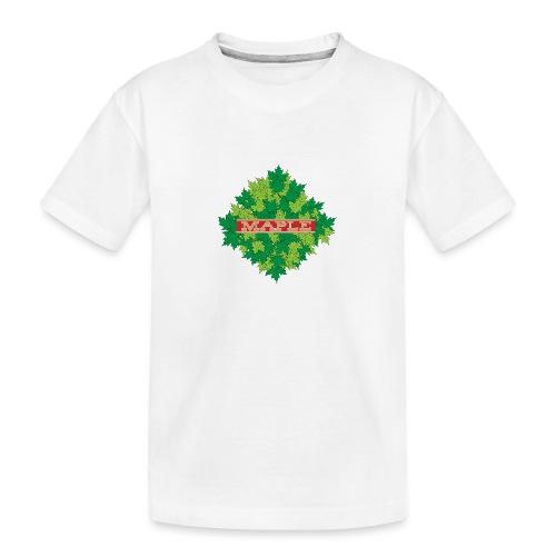 maple - Teenager Premium Bio T-Shirt