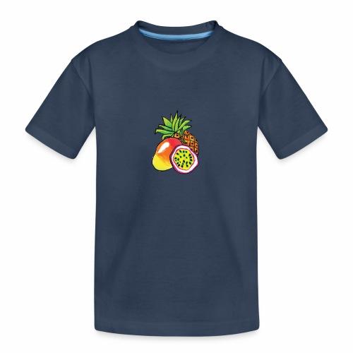 Brewski Pango ™ - Teenager Premium Organic T-Shirt