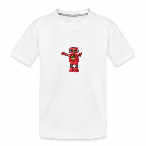 Brewski Red Robot IPA ™ - Teenager Premium Organic T-Shirt
