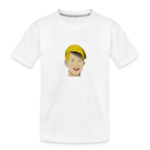 Adlorf - Ekologiczna koszulka młodzieżowa Premium