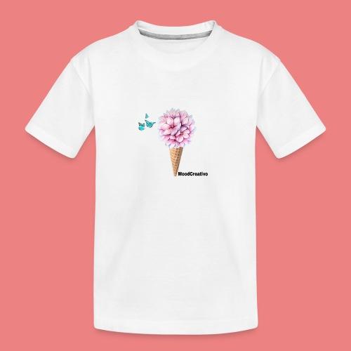 MoodCreativo - Maglietta ecologica premium per ragazzi