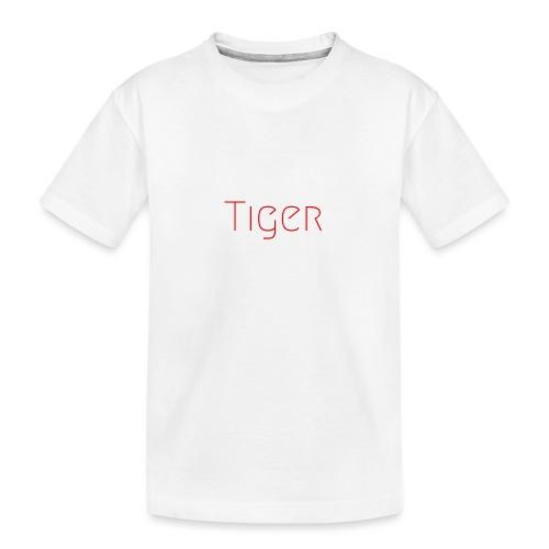 Tiger - T-shirt bio Premium Ado