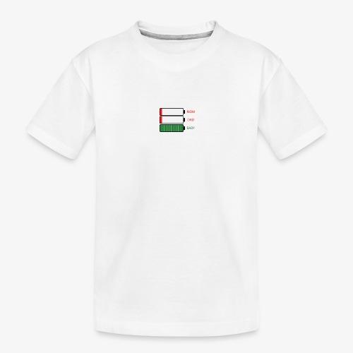 Energie Papa Maman Bébé - T-shirt bio Premium Ado