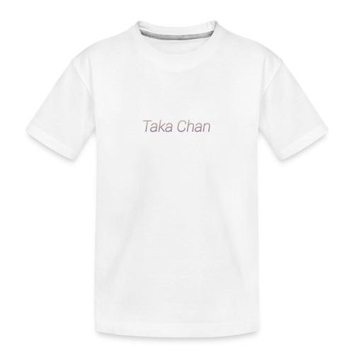 Taka chan - Maglietta ecologica premium per ragazzi