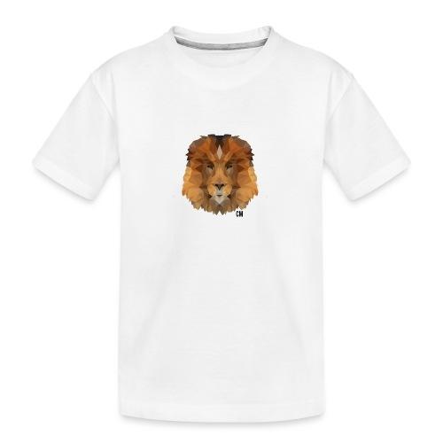 CM Lion - Teenager Premium Bio T-Shirt