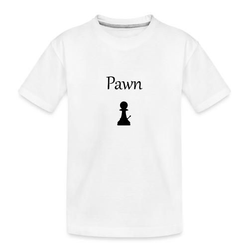 Pawn - Teenager Premium Organic T-Shirt
