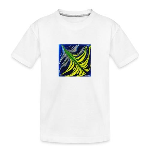 TIAN GREEN Mosaik DK037 - Hoffnung - Teenager Premium Bio T-Shirt