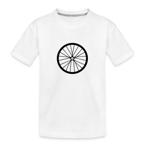 Laufrad - Teenager Premium Bio T-Shirt