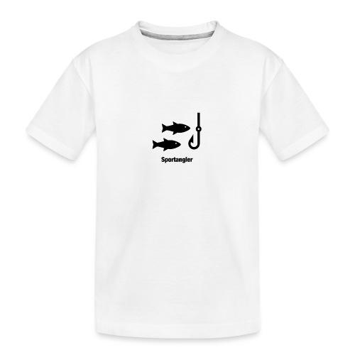 Sportangler - Teenager Premium Bio T-Shirt