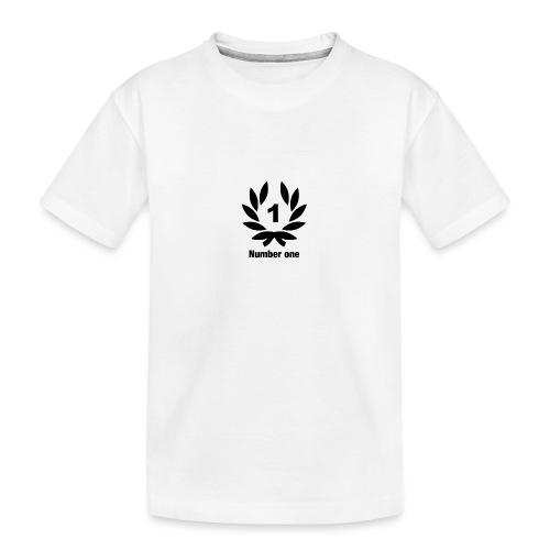 Sieger - Teenager Premium Bio T-Shirt