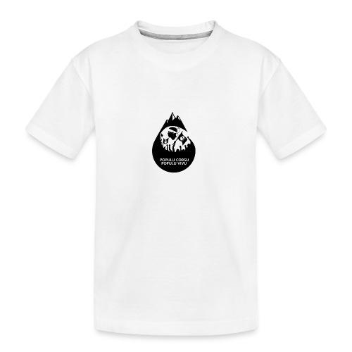 ISULA MORTA - T-shirt bio Premium Ado