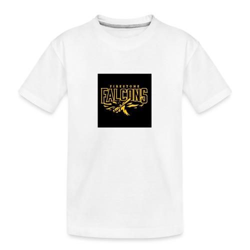 faucon - T-shirt bio Premium Ado