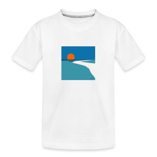 Polynesia - Teenager Premium Organic T-Shirt