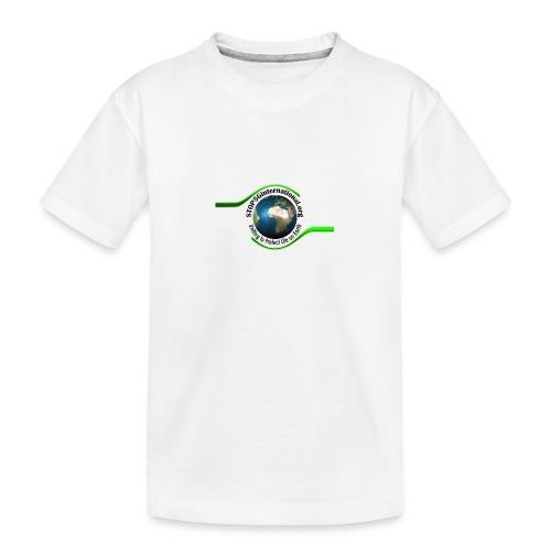 STOP5G - Teenager Premium Organic T-Shirt