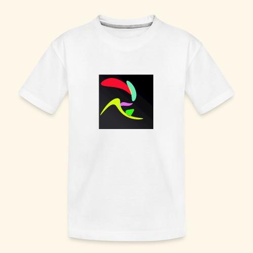 Pop art70 - Maglietta ecologica premium per ragazzi