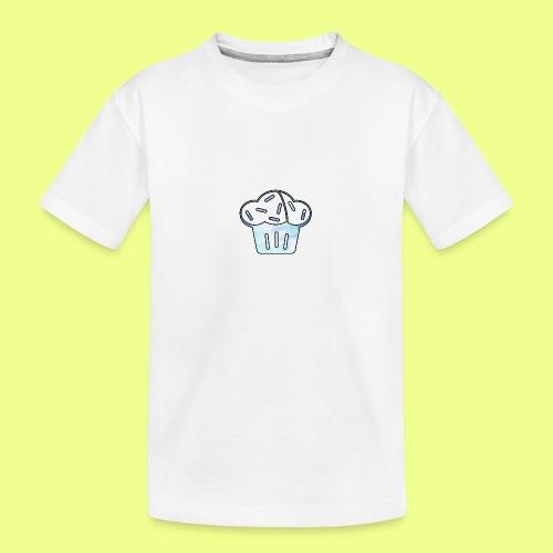 Pastel - Camiseta orgánica premium adolescente