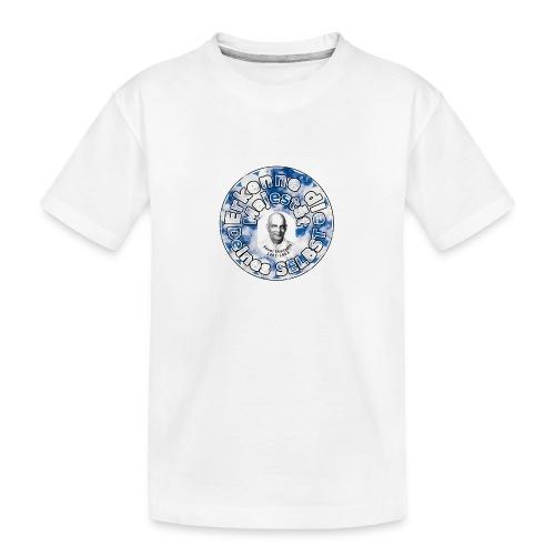 SELBST - Erkenntnis - Teenager Premium Bio T-Shirt