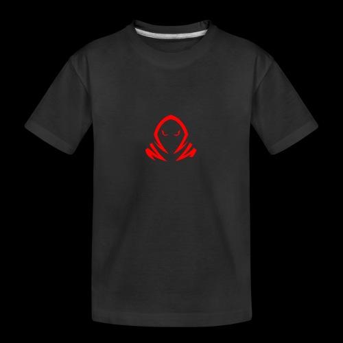 New Official TagX Logo - Teinien premium luomu-t-paita